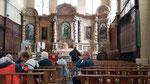 Samstag: Pau, Kathedrale Notre Dames de la Sede, innen