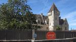 Dienstag: Chateaux Milande, Wohnsitz von Josephine Baker'