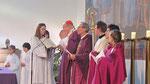 Dritter Adventsonntag - Johannes der Täufer und Besuch von Kardinal Schönborn
