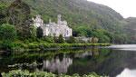 Dienstag: Benediktiner Abtei Kylemore Abbey.