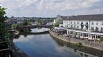 Samstag: Der Kilkenny River.