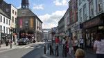 """Samstag: Die """"Medivial Mile"""" in Kilkenny."""