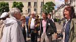 Sonntag: Rundgang in der Altstadt von Tours (1 von 3)