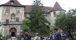 Freitag: Altes Schloss in Meersburg (in Privatbesitz).