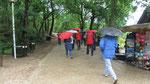 Donnerstag: Düne von Pilat (bei Regen, Kälte und Wind)
