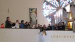 Erster Adventsonntag: der gemischte Chor Podjuna aus Bleiburg