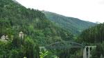 Dienstag: Fahrt durch den Bregenzer Wald.