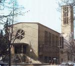 Kirche zum 50-Jahr Jubiläum, 1986