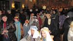 Mittwoch: Sternsinger Messe, Auszug
