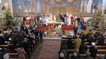 Mittwoch: Sternsinger Messe, Vater Unser