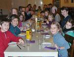 6.Jänner - Mittagessen im Jugendheim