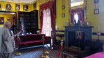 Samstag: Schlossmuseum von Kilkenny.