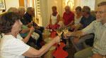 """Mittwoch: Bordeaux, Weinverkostung in der """"Bar a Vin"""" (2 von 3)"""