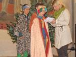6.Jänner - Sternsinger in der Dreikönigsmesse, Schuldbekenntnis am Beginn der Messe
