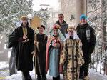Mittwoch: Sternsinger Messe, dritte Gruppe