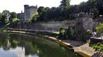Samstag: Kilkenny Castle.