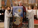 Auferstehungsfeier am Ostersonntag  um 5:00 Früh, vierte Lesung