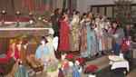 Mittwoch: Sternsinger Messe