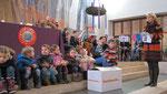 Zweiter Adventsonntag, Brief von Thijs aus den Niederlanden