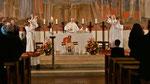 Auferstehungsfeier am Ostersonntag  um 5:00 Früh, Vater Unser