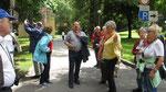Montag: Stadrrundgang durch die Altstadt von Hall in Tirol (1 von 2)