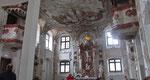 Freitag: Schlosskapelle beim Neuen Schloss Meersburg.