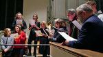 Christmette, Quo-Vadis Chor