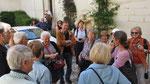 Sonntag: Rundgang in der Altstadt von Tours (3 von 3)