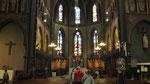 Samstag: Samstag: Pau, Église Saint-Jacques de Pau, innen