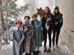 Mittwoch: Sternsinger Messe, zweite Gruppe