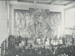 Feierliche Einweihung durch Kardinal Innitzer, 1936