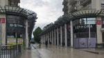 Samstag: Pau, moderne Fußgängerzone