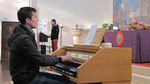 Zweiter Adventsonntag, Musikbegleitung der Jugendgruppe aus Maria Namen