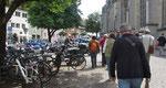 Samstag: Rundgang durch die Altstadt von Überlingen.