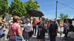 Montag: Limoges Stadtrundgang