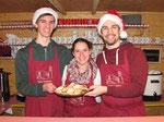 Vierter Advent Samstag, Punschhütten Team