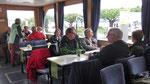 Sonntag: Auf der Fähre von Radolfzell auf die Insel Reichenau (2 von 4).
