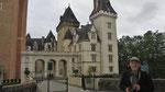 Samstag: Schloss in Pau