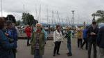 Donnerstag: Spaziergang am Hafen in Lindau (1 von 3).