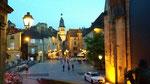 Dienstag: Sarlat-de-la-Caneda, Abendstimmung