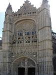 Montag: Limoges, Kathedrale St.Etienne