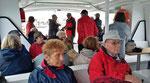 Donnerstag: Arcachon, Bootsfahrt durch die Lagune (1 von 2)