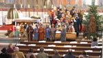 Dienstag 6.Jänner, Sternsingermesse