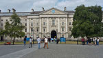 Montag: Trinity College.