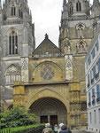 Freitag: Bayonne, Kathedrale Sainte Marie