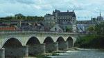 Sonntag: Schloss Cloux bei Amboiseim im Loire Tal (auf dem Weg von Paris nach Tours)