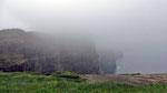 Mittwoch: Die Cliffs of Moher, ein beliebtes Touristen Ziel.