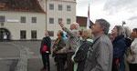 Donnerstag: Führung durch die Benediktinerabtei in Weingarten.