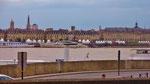 Mittwoch: Bordeaux, Fahrt entlang der Loire mit Blick auf Altstadt