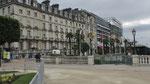 Samstag: Pau, Hotel de Ville in einem alten historsichen Theater
